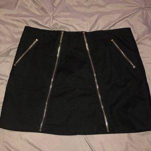 Zipper skirt!